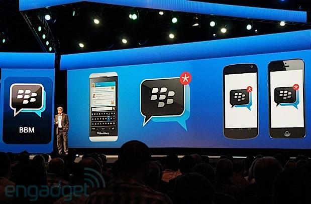 BlackBerry exec confirms BBM for iPhone 'submitted for review two weeks ago'