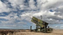Raytheon AIM-9X Block II missile hits target in first flight from NASAMS launcher