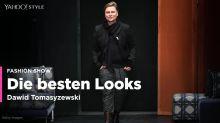 Die besten Looks der Dawid Tomaszewski Show