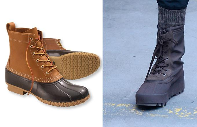7957889c987 L.L. Bean Boots Are Selling Out Quick...Thanks to Kanye West?