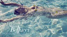 Monica Bellucci revoluciona Internet desnudándose a los 51 años