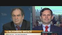 Ethical Questions Surround Bloomberg Data Breach