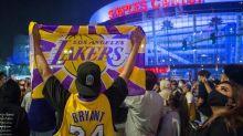 Basket NBA: les Lakers champions au bout d'une saison hors-normes