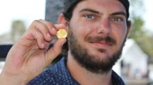 A diver just found gold at a shipwreck off the Florida Keys. His parents paved the way