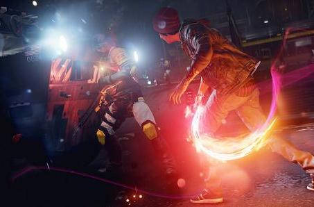 Infamous: Second Son patch adds Photo Mode, subtracts bugs