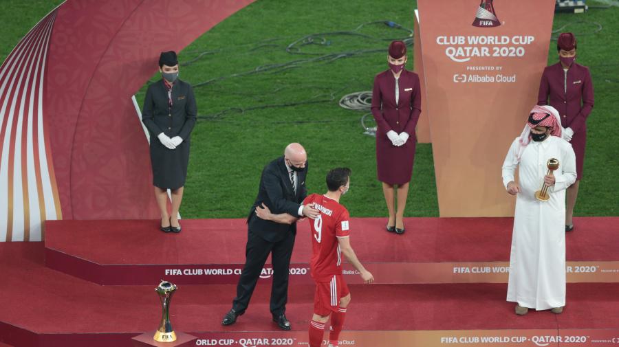 Handschlag-Eklat bei Klub-WM in Katar: So reagiert die Fifa