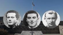 Seconde Guerre mondiale: des fusillés bretons enfin identifiés, 75ans après