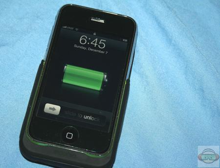 mophie's iPhone 3G Juice Pack unboxed and tested: high marks all around