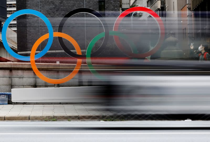 Olympics-'Faster, Higher, Stronger - Together': IOC amends motto