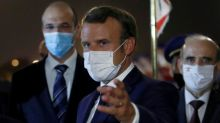 Macron visita Bagdá para apoiar 'soberania' do Iraque