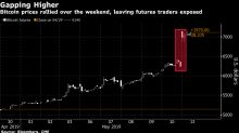 Bitcoin's Surge to Almost $8,000 Rekindles Memories of Bubble