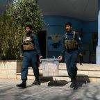 Afghan polling centres plagued by problems as casualties surge