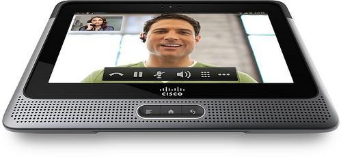 Cisco unveils Cius Android tablet with HD video capabilities (update: video!)