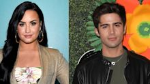 Demi Lovato Is Dating Young and the Restless Actor Max Ehrich — See Their Flirty Exchanges
