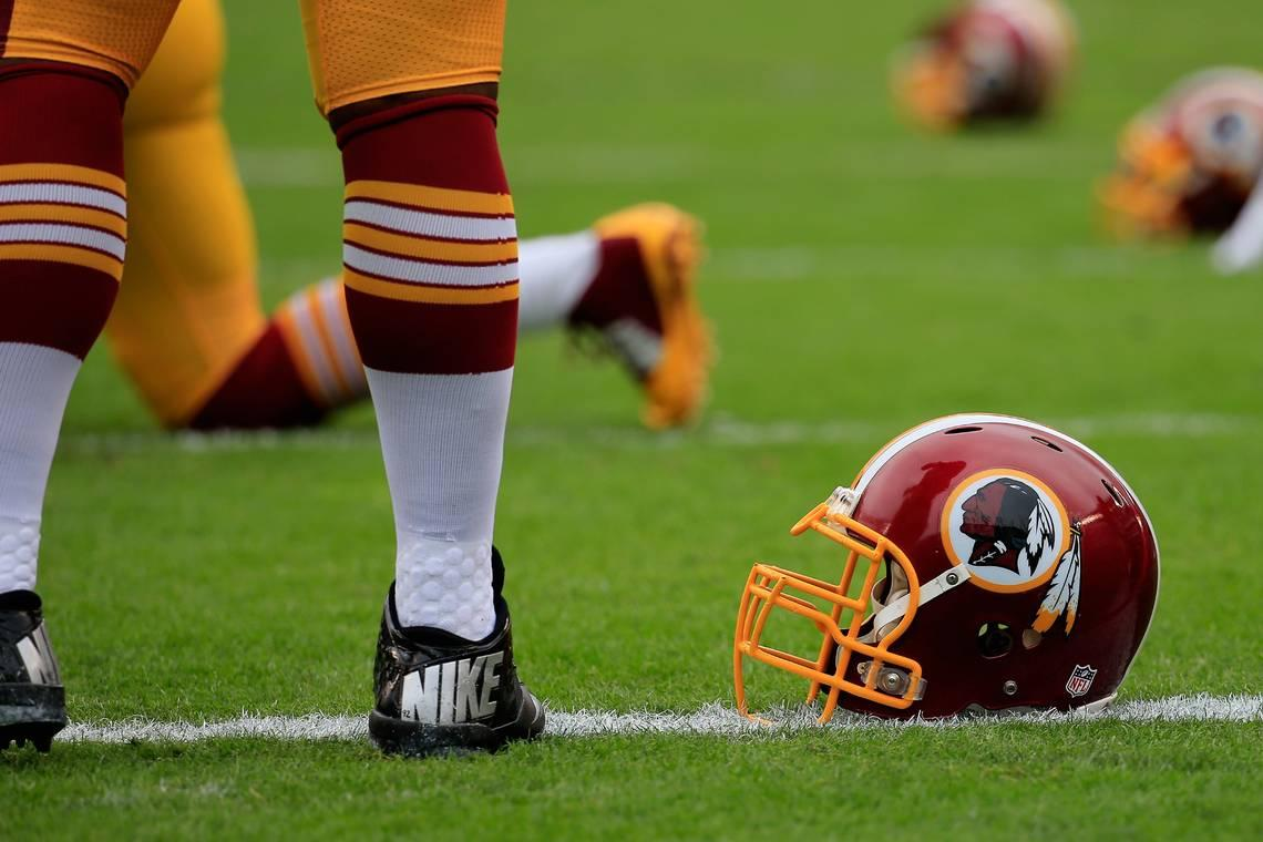 Washington Redskins are no more. But a trademark hobbyist snatched up the good names