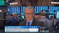 Pisani's market close: Very overbought today