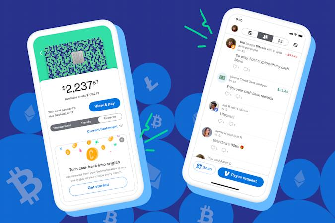 Bitcoin crypto credit card refund