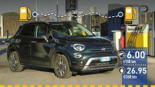 Fiat 500X 1.3 Firefly Turbo 2019: prueba de consumo real