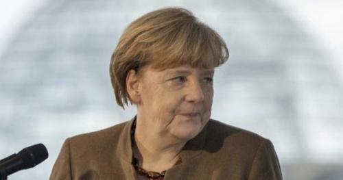Foot - C1 - Merkel «horrifiée» par l'attaque de Dortmund
