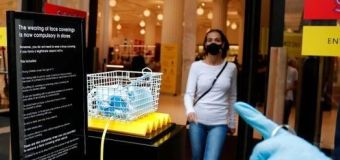 Face mask fines soar as rules ease