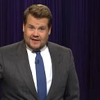 James Corden Totally Shreds Trumpy — The Bear And The Man