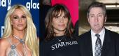 Britney Spears; Lynne Spears; Jamie Spears. (Getty Images)