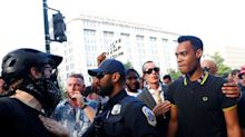 D.C. Police Mobilize To Keep Peace As Proud Boys Face Overwhelming Counterprotest