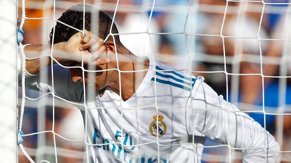 Cristiano Ronaldo ist statistisch der schlechteste Stürmer Europas