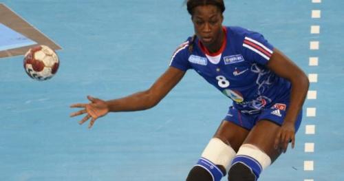 Hand - Bleues - Golden League (F) : Astride N'Gouan remplace Béatrice Edwige contre le Danemark