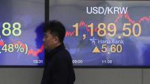 El Kospi de la Bolsa de Seúl termina con un avance del 0,07 %