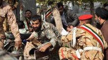 Dutzende Tote bei Anschlag im Iran