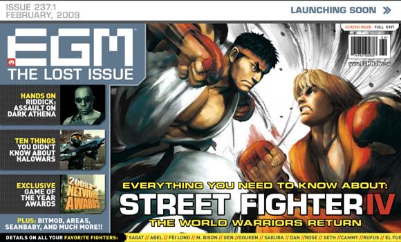 'EGM: The Lost Issue' launches, offers free preview of EGMi: The Digital Magazine
