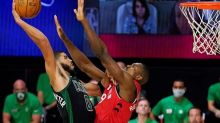 Brown helps Celtics rout Raptors to take 3-2 lead in series