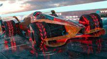 2050年的高智能方程式會如何?由McLaren揭示預想的F1賽車設計