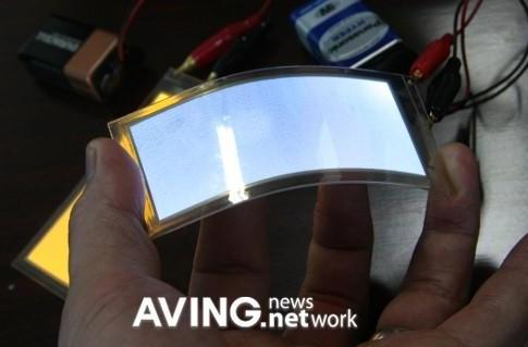 ModisTech to commercialize cheap, flexible OLED lighting this year