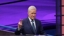 'Jeopardy!' host Alex Trebek explains how announcer Johnny Gilbert keeps him going through cancer treatment