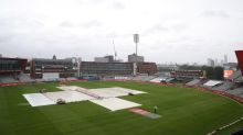 Rain slows England's quest for series win