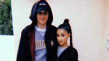 Ariana Grande: Pete Davidson and I are 'annoying'