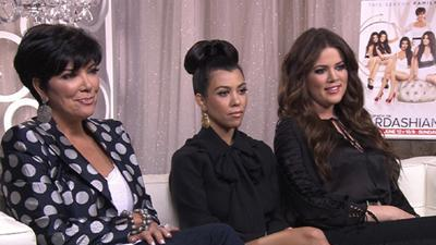 The Kardashians React To Kim's Engagement