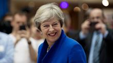 Barnier Sees 'Weeks' Needed for Divorce Agreement: Brexit Update