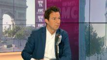 """Pour Guillaume Peltier, le remaniement ne sauvera pas """"le bilan exécrable"""" d'Emmanuel Macron"""