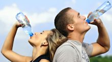 7 ways to trick yourself into drink more water