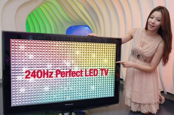 LG's 240Hz LH90 LED TV series priced, global release dates still a mystery