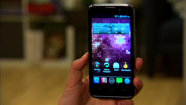 Cricket's ZTE Source offers LTE on a budget