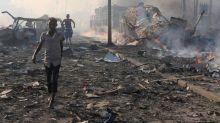 Attentat d'octobre en Somalie : bilan final, 512 morts !