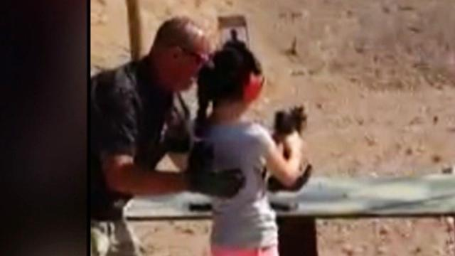 9-year-old accidentally kills instructor at gun range