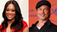 Robin Givens Denies Having an Affair with Brad Pitt: 'Never, Ever Happened'