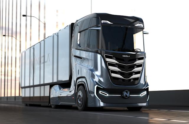Nikola's new zero-emissions vehicles include a jet ski and a dune buggy