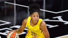 Candace Parker signing was 'shot of energy' for Sky as business side pushes forward amid pandemic
