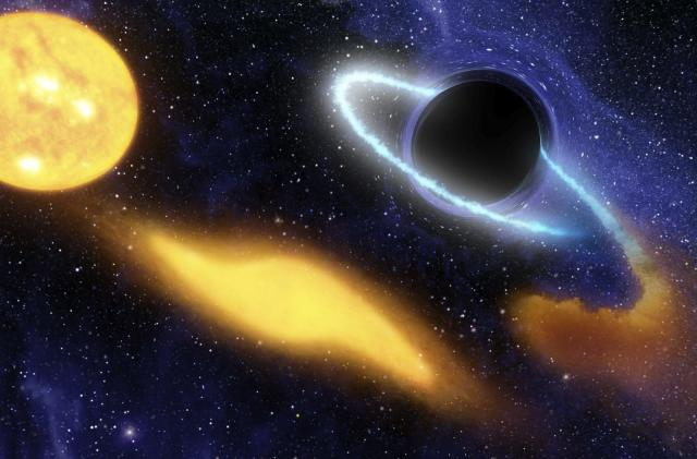 Black hole detection is becoming much easier